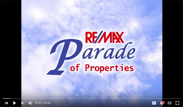 Remax Parade of Properties Playlist